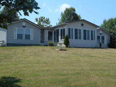 Cynthiana Single Family Home For Sale: 5665 W Ky. Hwy. 36 West
