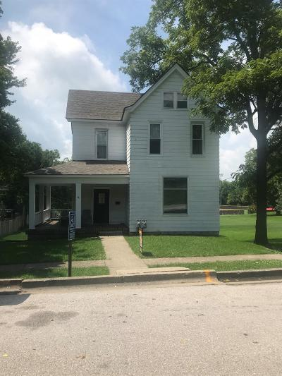 Clark County Single Family Home For Sale: 14 Fitch Avenue