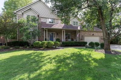 Lexington Single Family Home For Sale: 2204 Burrus Drive