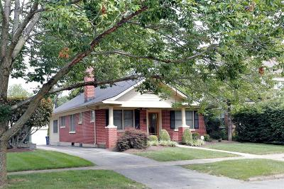 Lexington Single Family Home For Sale: 429 Dudley Road