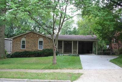Lexington Single Family Home For Sale: 3307 Coldstream Drive