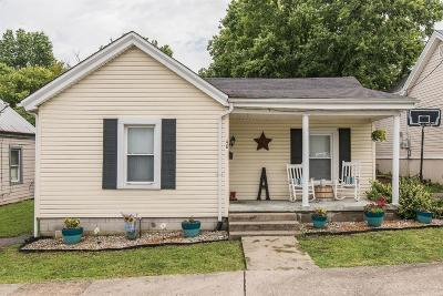 Bourbon County Single Family Home For Sale: 48 W 19th Street