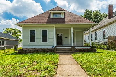 Lexington Single Family Home For Sale: 634 N Limestone