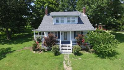 Stamping Ground Single Family Home For Sale: 1201 White Oak Road
