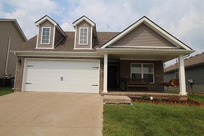 Single Family Home For Sale: 2529 Milsom Lane