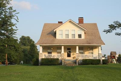 Lawrenceburg Single Family Home For Sale: 715 W Broadway Street