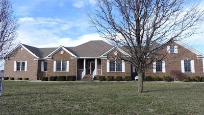 Mt Sterling KY Single Family Home For Sale: $327,000