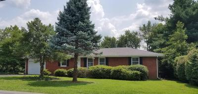 Danville KY Single Family Home For Sale: $118,000