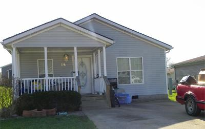 Frankfort Single Family Home For Sale: 121 Hillview Drive