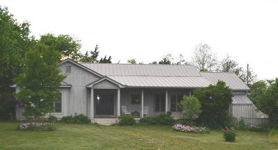 Harrodsburg Single Family Home For Sale: 563 Hughley Lane