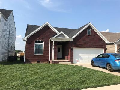 Frankfort Single Family Home For Sale: 138 Bobby Jones Boulevard