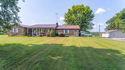 Madison County Single Family Home For Sale: 329 Elliston Road