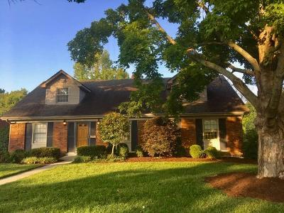 Fayette County Single Family Home For Sale: 328 Leawood Drive