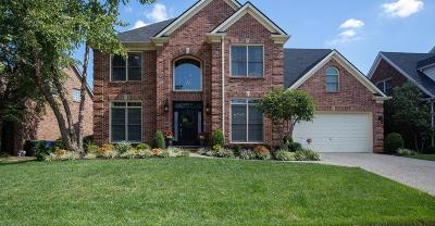 Lexington Single Family Home For Sale: 1484 Copper Run Boulevard