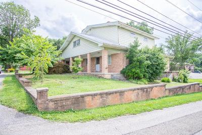Corbin KY Single Family Home For Sale: $249,900