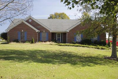 Lawrenceburg Single Family Home For Sale: 1341 Pumphouse Road