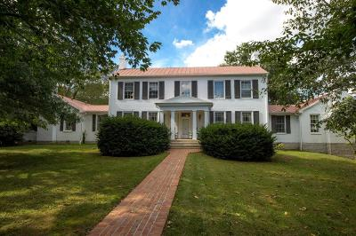 Paris Single Family Home For Sale: 2328 Fords Mill Road