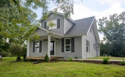 Winchester Single Family Home For Sale: 5977 Mount Sterling Road