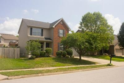 Nicholasville Single Family Home For Sale: 613 Lauren Drive