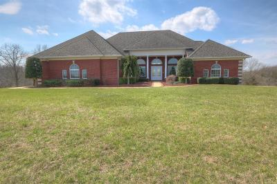 Frankfort Single Family Home For Sale: 6755 N Us Highway 127