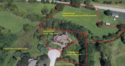 Richmond Single Family Home For Sale: 112 Karla Drive