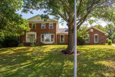 Lexington Single Family Home For Sale: 1818 Barwick Drive