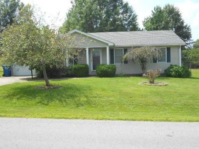 Lawrenceburg Single Family Home For Sale: 1060 Butler Drive