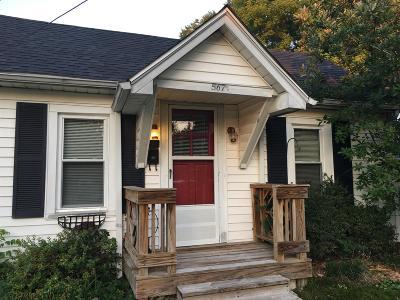 Lawrenceburg Single Family Home For Sale: 567 S Main Street
