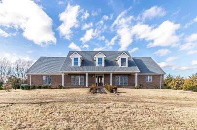 Berea Single Family Home For Sale: 3745 Walnut Meadow Rd