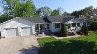 Richmond Single Family Home For Sale: 347 Goodloe Chapel Road