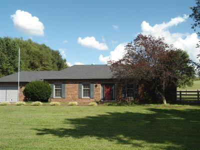 Harrodsburg Single Family Home For Sale: 201 Carmichael