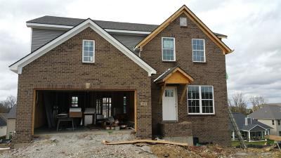 Nicholasville Single Family Home For Sale: 113 Waxwing Lane