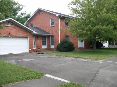 Williamsburg Single Family Home For Sale: 301 Ridge Ave