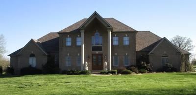 Lexington Single Family Home For Sale: 3750 Combs Ferry Road
