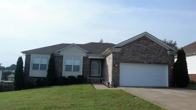 Frankfort Single Family Home For Sale: 113 North Ridge Court