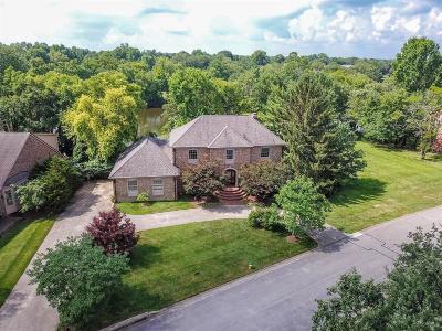 Lexington Single Family Home For Sale: 807 Lakeshore Drive