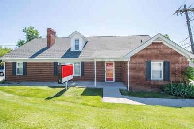 Frankfort Single Family Home For Sale: 331 Versailles Road