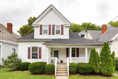 Winchester Single Family Home For Sale: 215 W Hickman Street