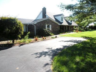 Lexington Single Family Home For Sale: 3951 Kearney Road
