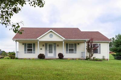 Lancaster Single Family Home For Sale: 118 Bobby Noe Road