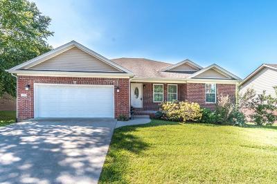 Richmond Single Family Home For Sale: 276 Percheron Drive