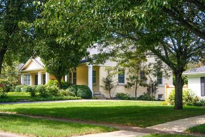 Lexington Single Family Home For Sale: 306 Garden Road
