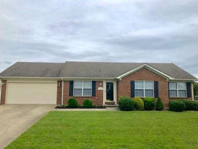 Richmond Single Family Home For Sale: 127 General Cleburne