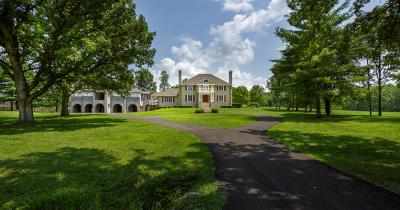 Georgetown Single Family Home For Sale: 4707 Ironworks Road