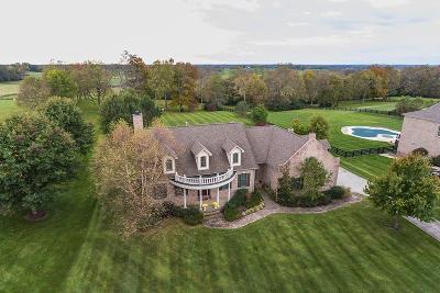 Nicholasville Single Family Home For Sale: 105 Cambridge Lane