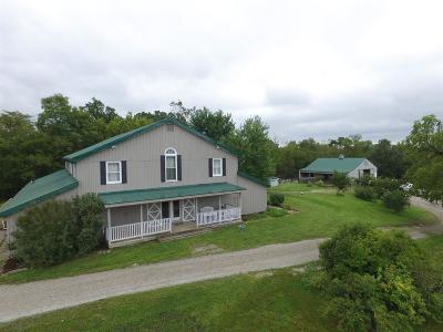 Single Family Home For Sale: 7775 Cincinnati Pike