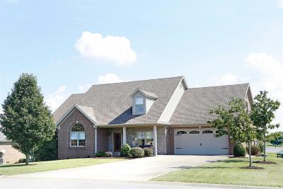 Harrodsburg Single Family Home For Sale: 161 Ash Brook Lane