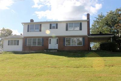 Carlisle Single Family Home For Sale: 108 Foxglove Drive