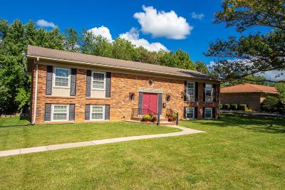 Single Family Home For Sale: 1605 Cantrill Drive