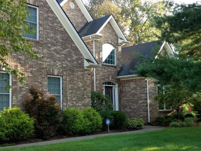 Nicholasville Single Family Home For Sale: 317 Hawthorne Drive